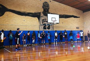 Conboy Basketball